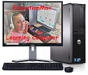 EducationMax Learning Computer DeskTop