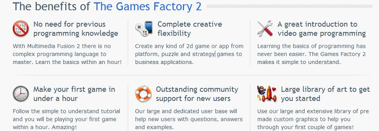Games Factory 2