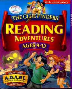 ClueFinders Reading