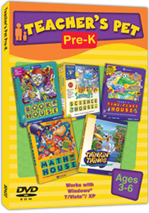 TEACHER'S PET: PRE-K