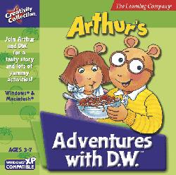 Arthurs Adventure's with D.W.