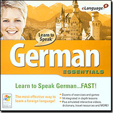 Learn To Speak Essentials German