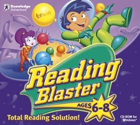 Reading Blaster: Ages 6-8