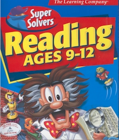 Super Solvers Reading Adventures Ages 9-12