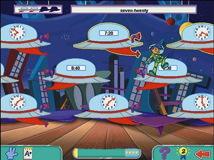 Math Blaster: Ages 6-8